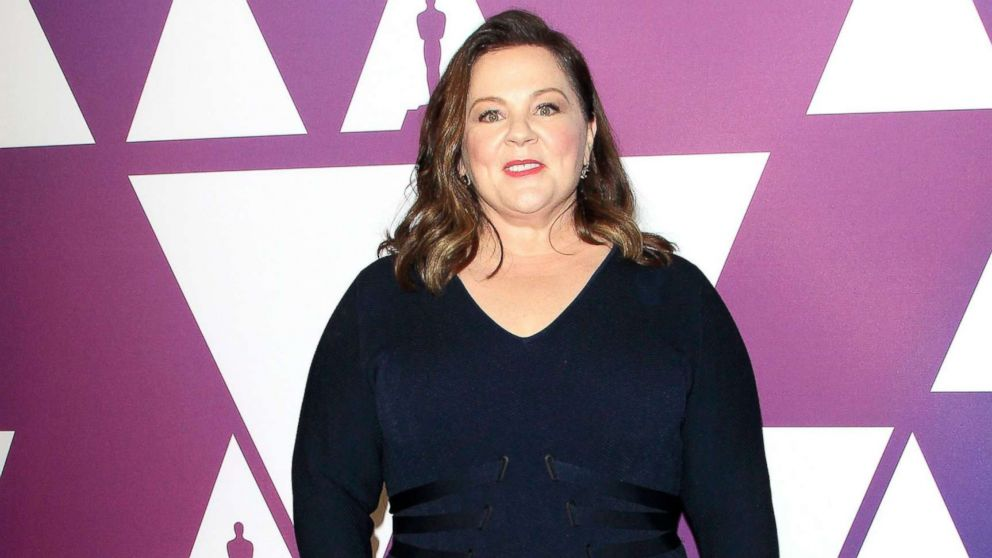 Melissa McCarthy arrives for the 91st Oscars Nominees Luncheon at The Beverly Hilton Hotel in Beverly Hills, Calif., Feb. 4, 2019.