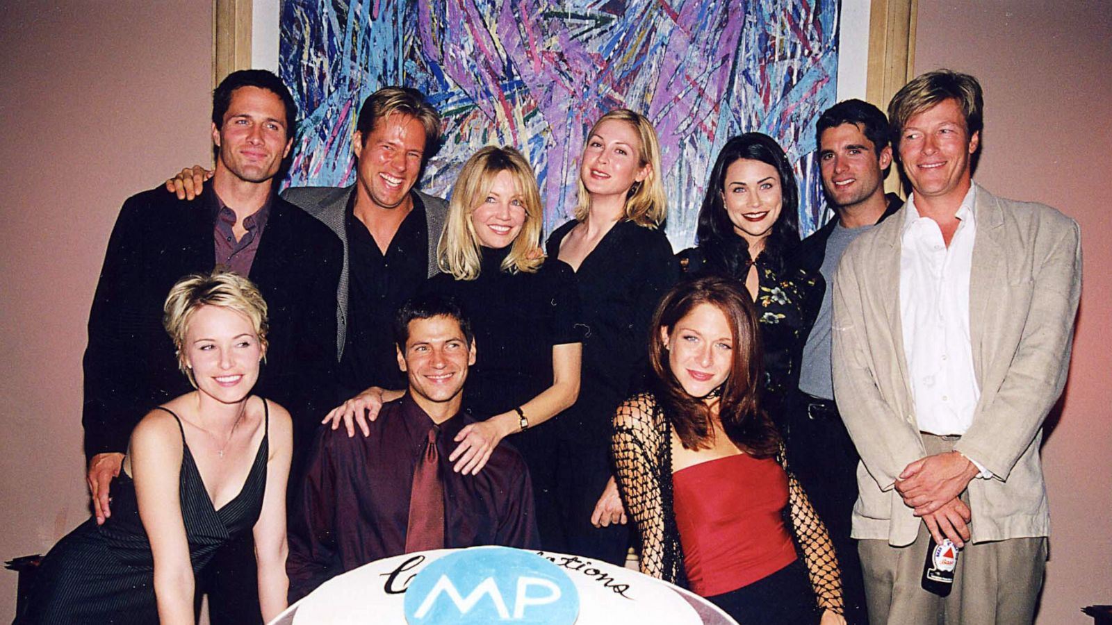 Halloween 2020 Melrose Place Cast of 'Melrose Place' reunites for the 1st time in 8 years for