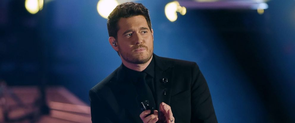 michael buble on how his son s fight with cancer changed him abc news