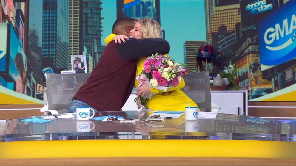 GMA Day' co-host Sara Haines is pregnant with baby No  3! | GMA