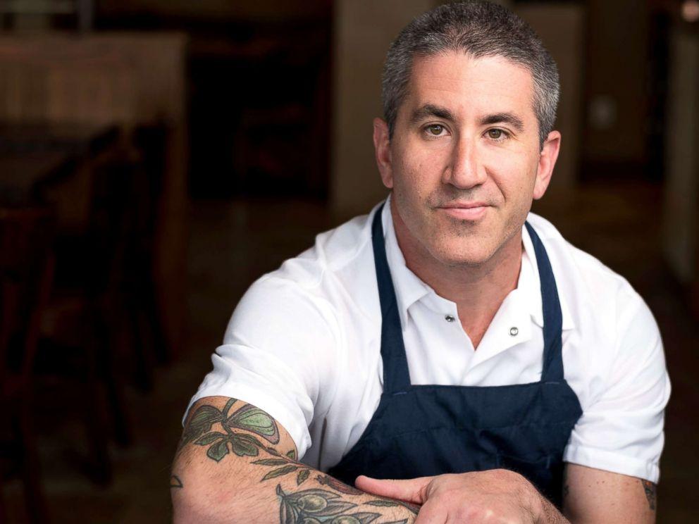 PHOTO: James Beard Award-nominated chef and cookbook author Michael Solomonov.