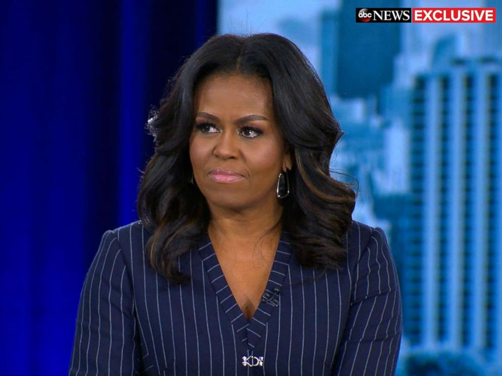 Michelle Obama speaks out on historic midterms and whether ...