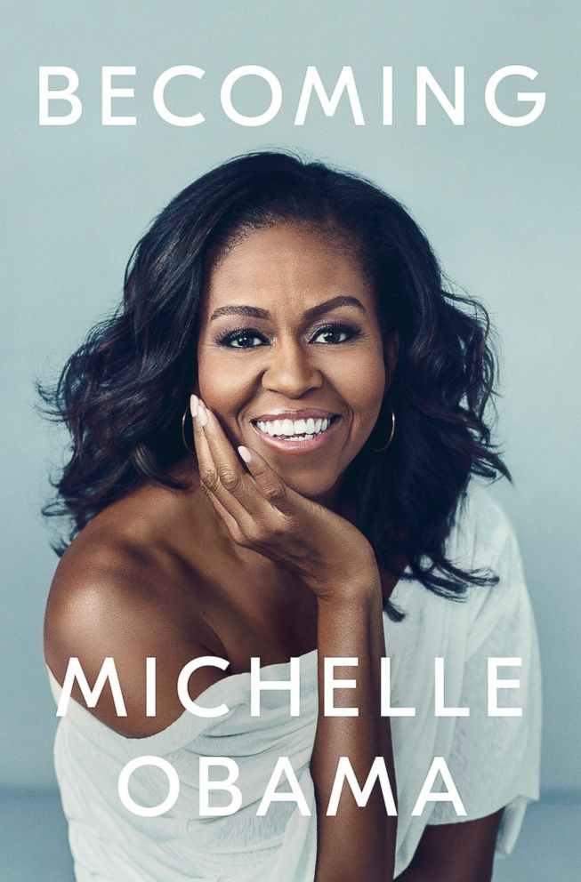 PHOTO: Michelle Obamas memoir, Becoming, will be released on Nov. 13, 2018.