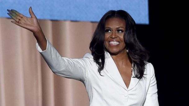 Michelle Obama answers self-care and parenting questions in candid Q&A