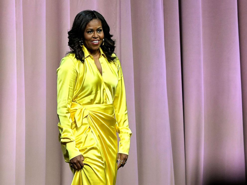 48ec48a1724 Michelle Obama answers self-care and parenting questions in candid ...