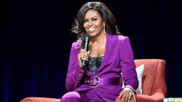 Michelle Obama receives Grammy nomination for audio version of memoir