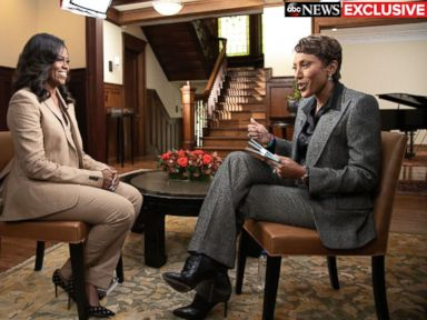 5 takeaways from Michelle Obama's exclusive interview with Robin Roberts
