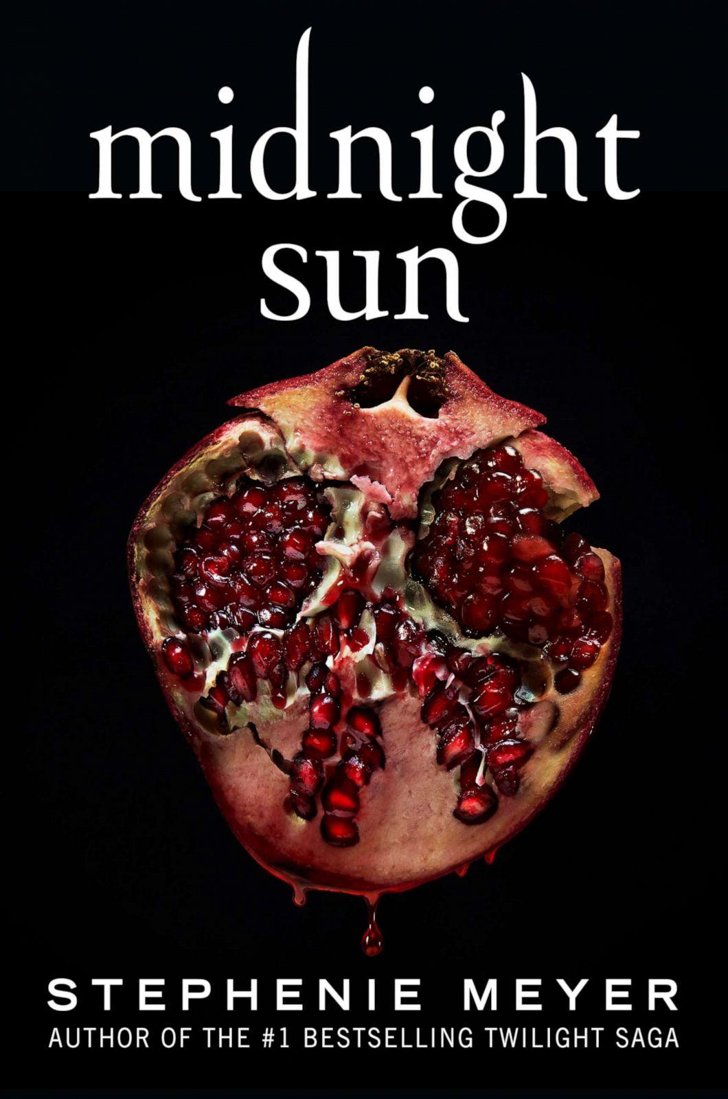 "PHOTO: Stephenie Meyer's ""Midnight Sun"""