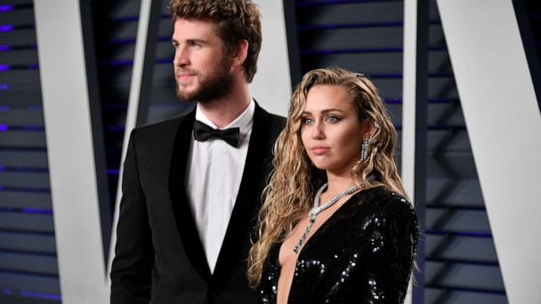 'Ever evolving, changing as partners and individuals': Miley Cyrus and Liam Hemsworth split