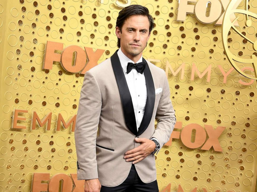 PHOTO: Milo Ventimiglia attends the 71st Emmy Awards at Microsoft Theater on September 22, 2019 in Los Angeles, California.