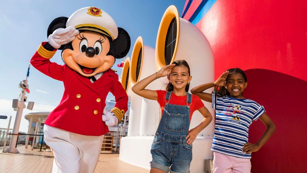 New Captain Minnie Mouse is wearing pants, inspiring girls and floating our boat
