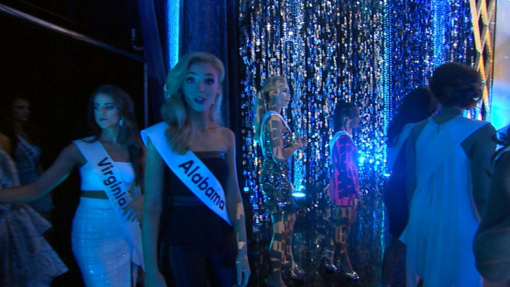 New Miss America says she's glad swimsuit competition was eliminated