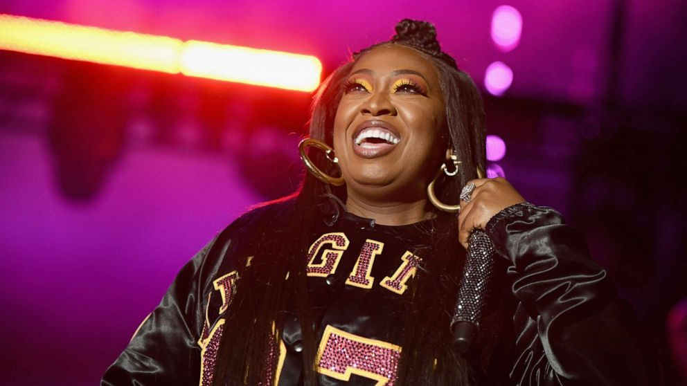 Missy Elliott becomes first female hip-hop artist inducted into Songwriters Hall of Fame