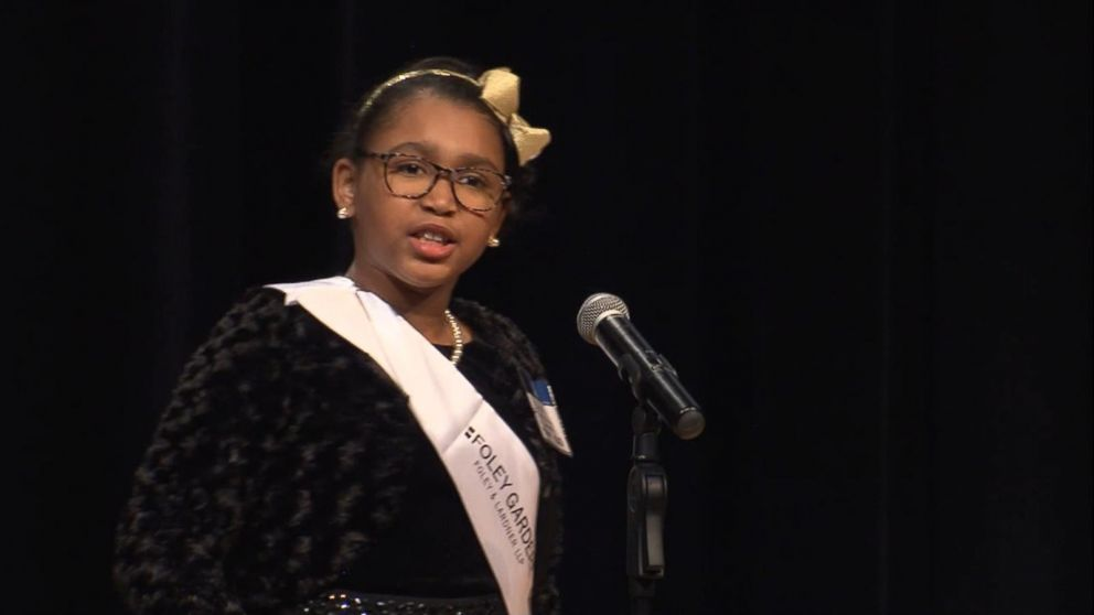 Students Honor Martin Luther King Jr In Speech Competition What