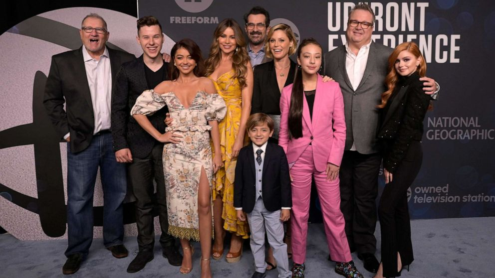 Modern Family To Bid Farewell In April Series Finale Abc News