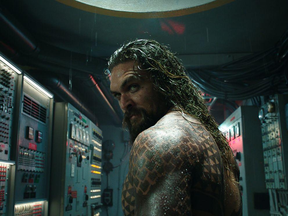 PHOTO: Jason Momoa in Aquaman, 2018.