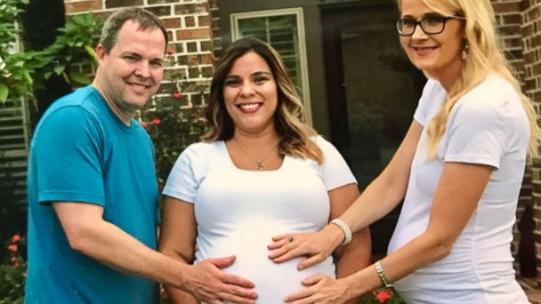 Miracle babies born weeks apart after mom and surrogate get pregnant at same time: 'So surreal'