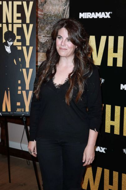 monica lewinsky shares details of falling for bill clinton gma