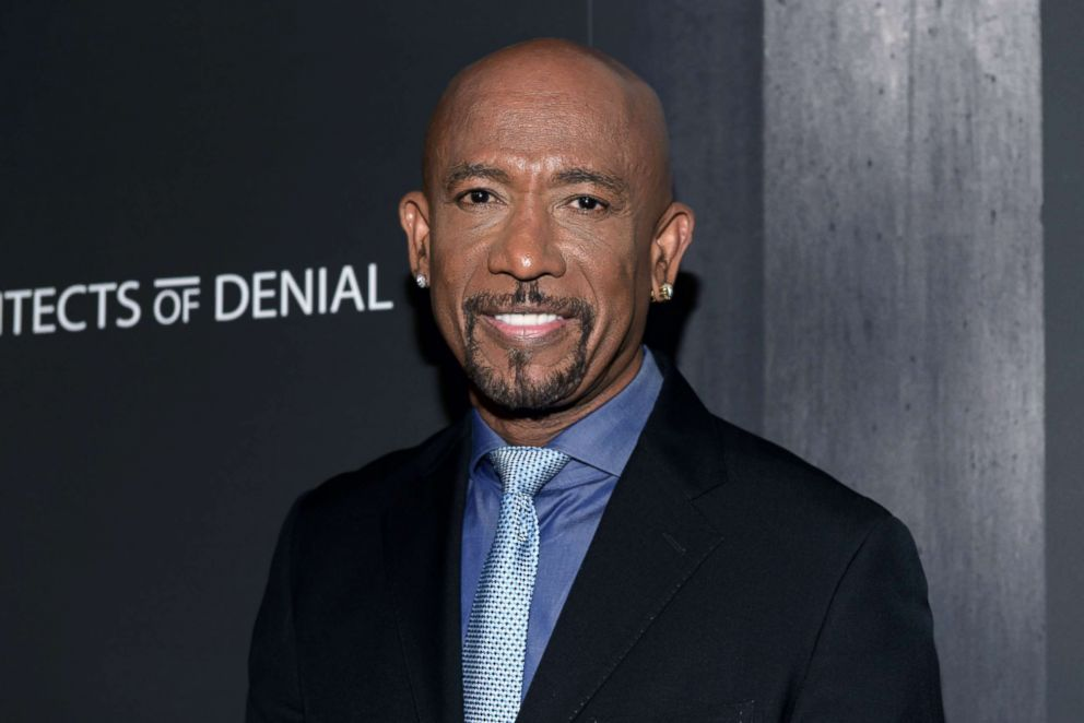 PHOTO: Montel Williams attends the premiere of Architects Of Denial, Oct. 3, 2017, in Los Angeles.
