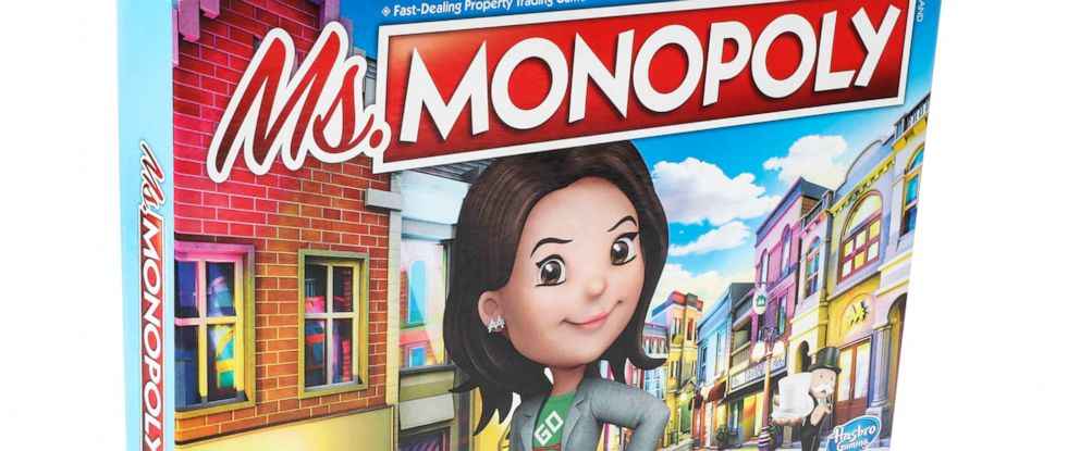 "PHOTO: The board game, titled ""Ms. Monopoly,"" celebrates inventors and aims to invest in these inspiring women across the globe."