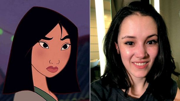 I got a Mulan-inspired makeover at Disney World and the transformation was truly magical