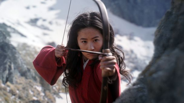 New trailer for live-action 'Mulan' drops