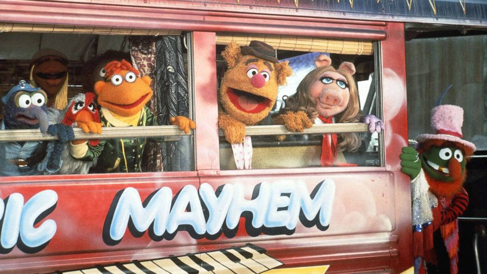 The Muppet Movie' is heading back to theaters for its 40th
