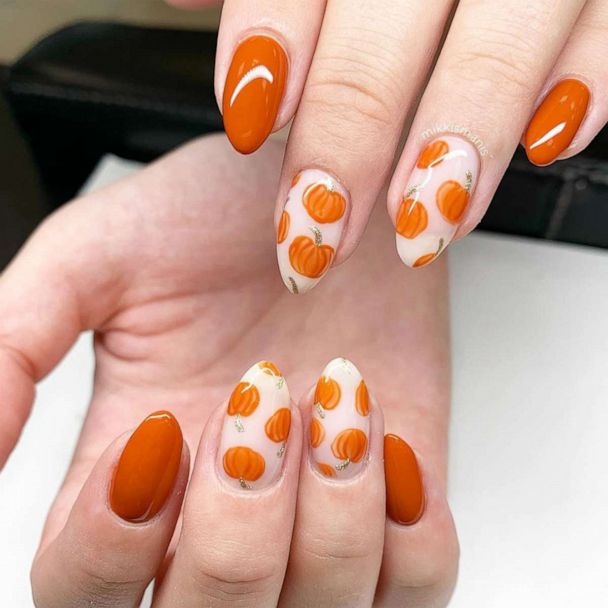 10 Hot Halloween Nail Art Ideas To Try This Season Gma