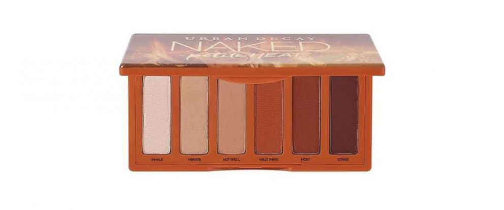 PHOTO: Urban Decay Cosmetics Naked Petite Heat Eyeshadow Palette is one item thats part of Ultas beauty buster sale for Black Friday.