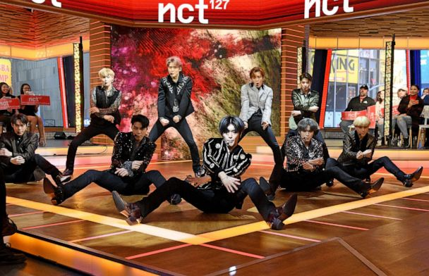 How NCT 127 got ready for their 'GMA' performance: 'I