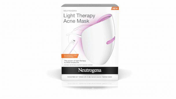 Neutrogena recalls light therapy masks for risk of eye damage