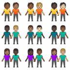 New emojis from Unicode.