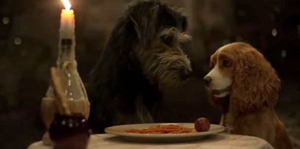 Recreate Iconic Lady And The Tramp Spaghetti Kiss Scene With This Delicious Recipe From Chef Rachael Ray Gma