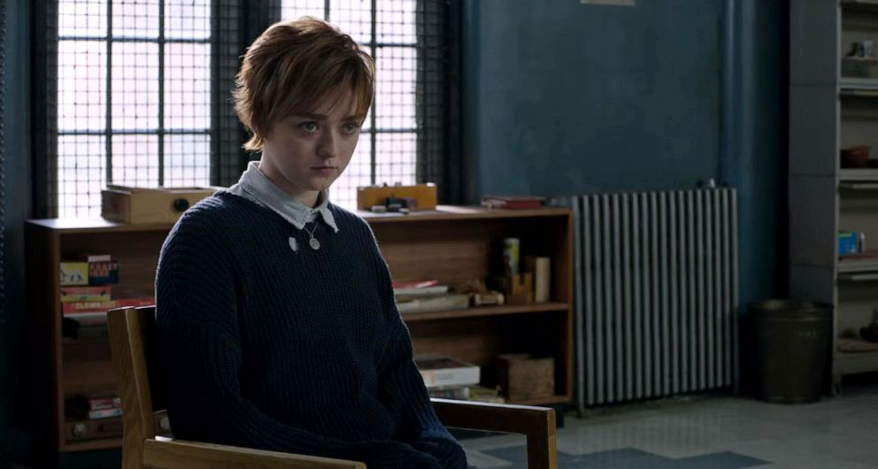 PHOTO: Maisie Williams, as Rahne Sinclair/Wolfsbane, in a scene from The New Mutants.