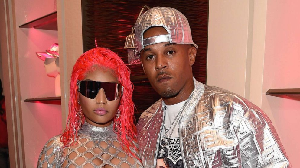 Nicki Minaj casually announces her marriage on Instagram