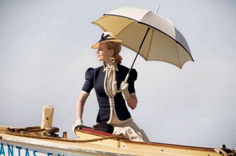 PHOTO: Nicole Kidman is shown in a scene from the movie Australia.