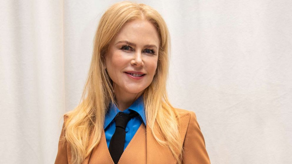Nicole Kidman on the challenges of playing TV icon Lucille Ball