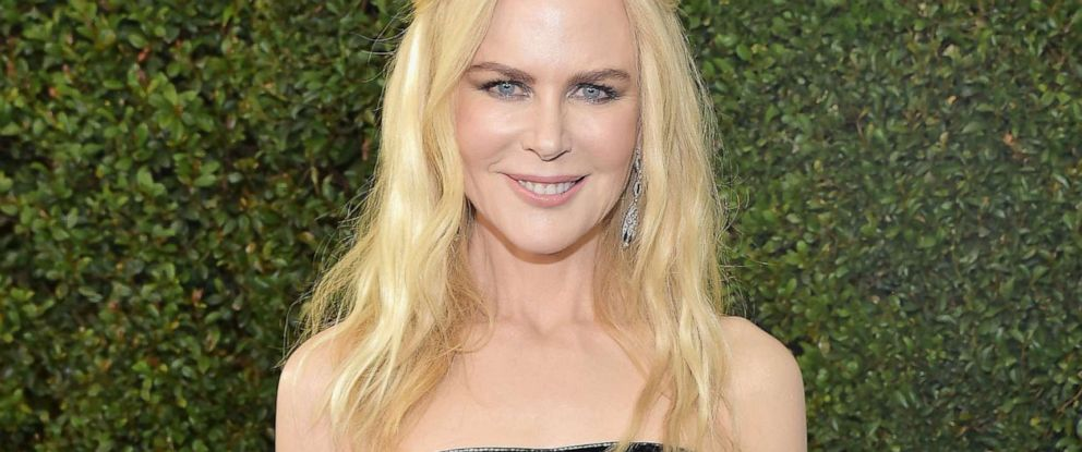 PHOTO: Nicole Kidman attends the 24th annual Critics Choice Awards on January 13, 2019 in Santa Monica, Calif.