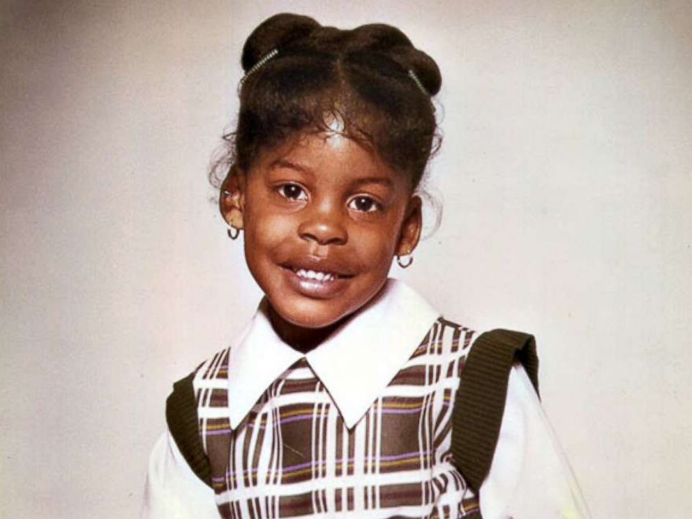 PHOTO: Niecy Nash is pictured at age 7, on her first day of school.