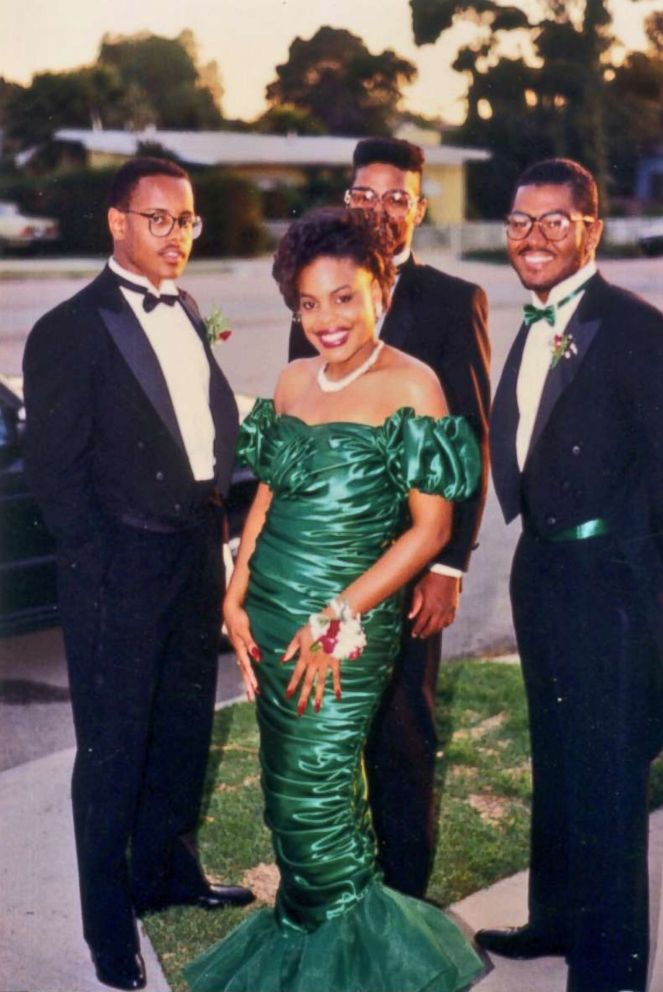 PHOTO: Niecy Nash is pictured at her at prom in this undated photo.