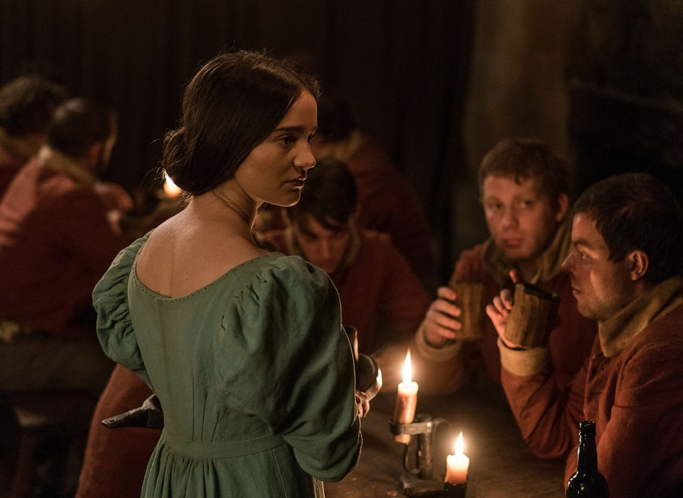 PHOTO: A scene from The Nightingale.