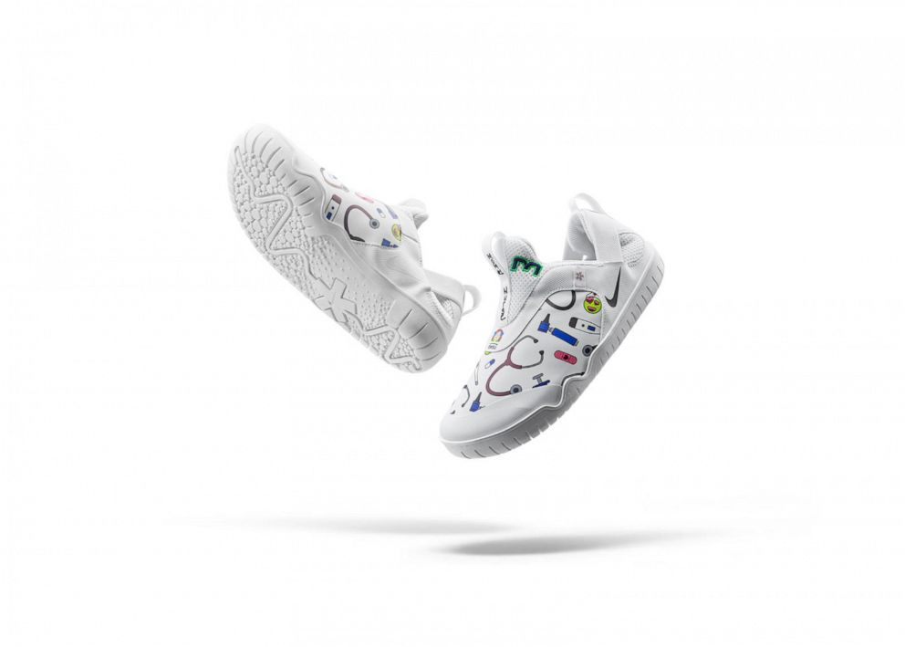 great look good out x presenting Nike debuts Air Zoom Pulse sneakers for nurses, doctors, and ...
