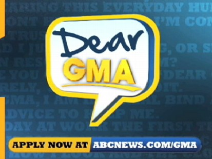 "VIDEO: Tell us why you should be the new ""GMA"" advice guru."