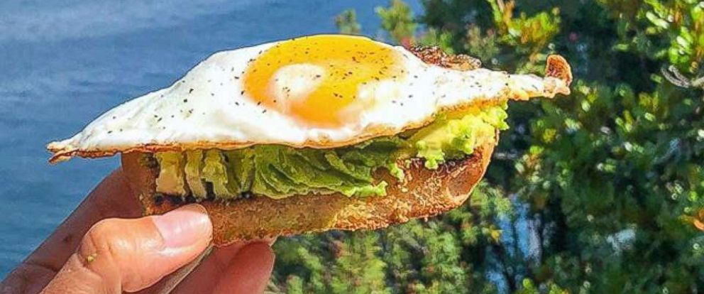 PHOTO: Anna Brown, of Nutrition Squeezed, shares a recipe for avocado toast and egg.