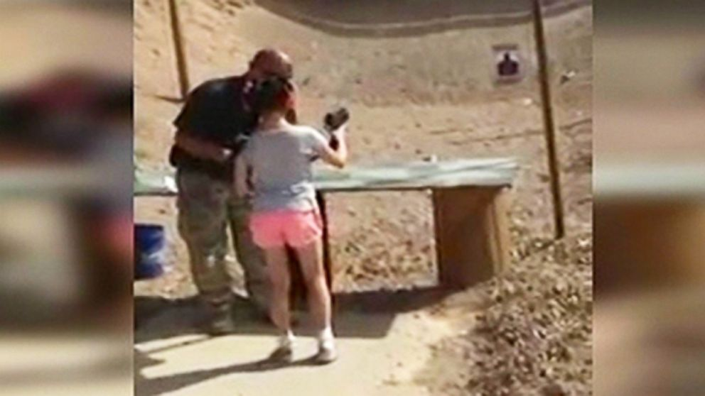 Girl Fatally Shoots Instructor in Gun Range Accident Video ...