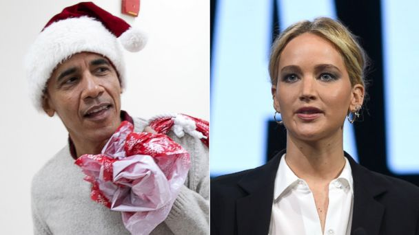 Jennifer Lawrence, The Rock and other celebs give back for the holidays