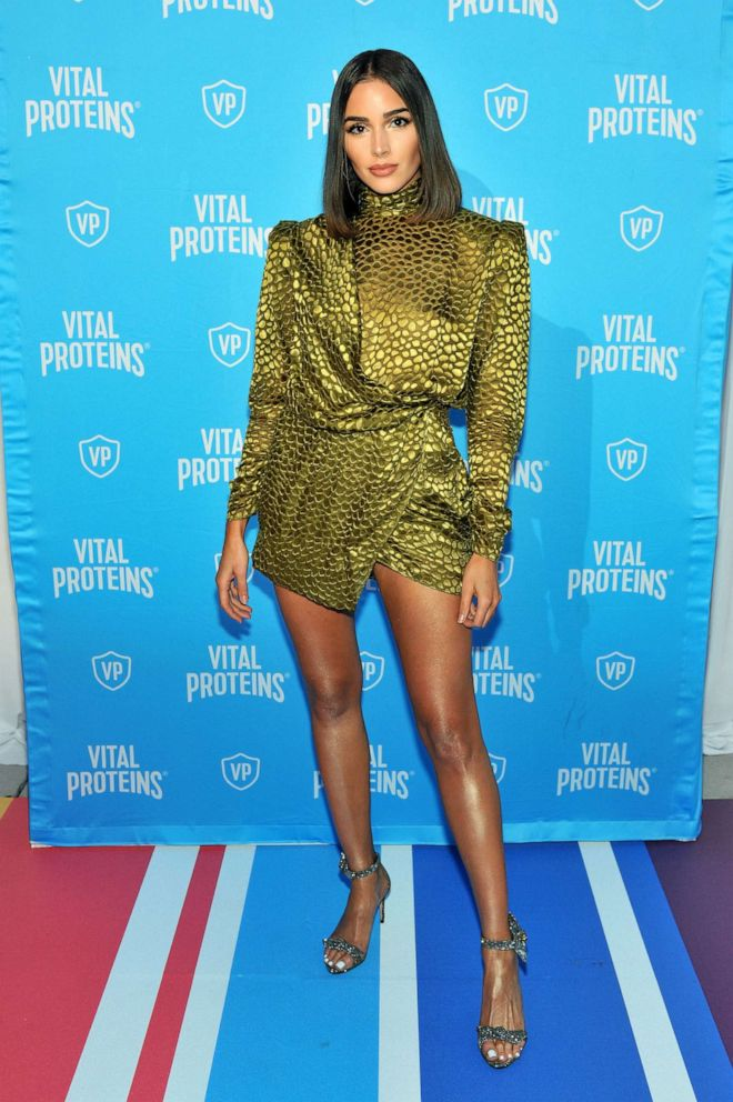 PHOTO: Olivia Culpo attends Vital Proteins Collagen Water Launch Party on June 19, 2019 in Chicago.