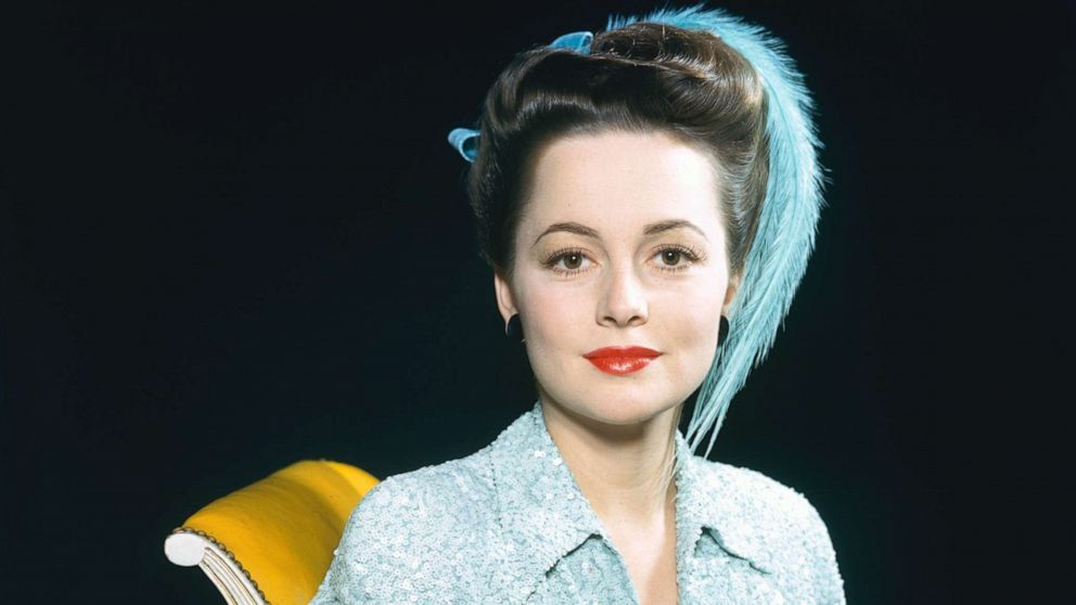 Olivia de Havilland, last living star of 'Gone With the Wind ...