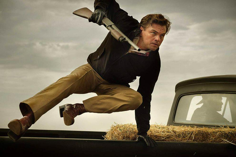 PHOTO: Leonardo Di Caprio, as Rick Dalton, in a scene from Once Upon a Time.