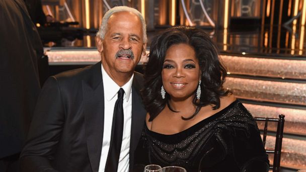 Stedman Graham dishes on the secret to his lasting relationship with Oprah Winfrey